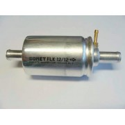 Filter s konektorom potrubia pre meranie tlaku, Ø 12