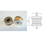 Papierová filtračná vložka - Tomasetto